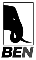 BEN agence digitale Logo